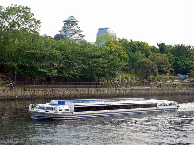 大阪水上バス アクアライナー vol.3