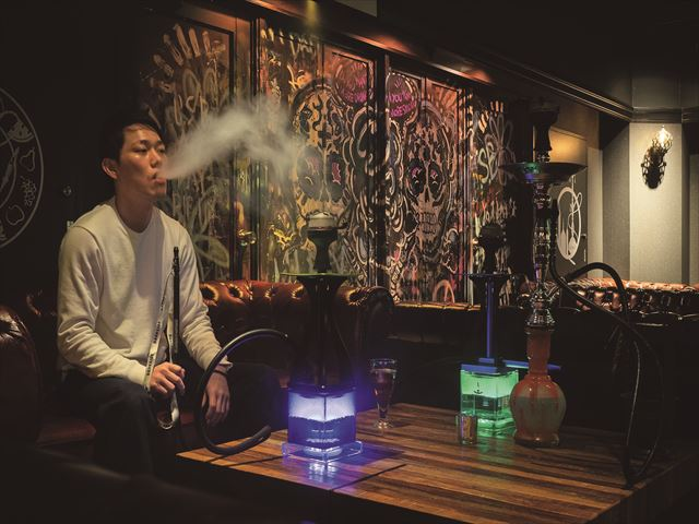 C.S.B Cill Out Shisha Bar Vol.3